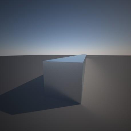Vierkante staaf 14